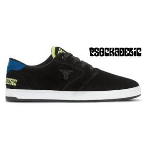 FALLEN(フォールン) 005601 SLASH2 スラッシュ2 BLACK/PSOCKADELIC ブラック・サイケデリック スケートシューズ/Skate Shoes|steadysurf