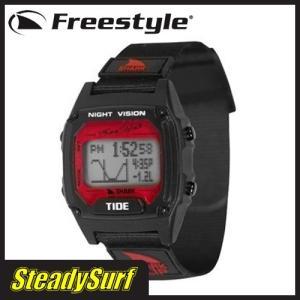 Freestyle(フリースタイル)防水時計/シャーク クリップ タイド/SHARK CLIP TI...