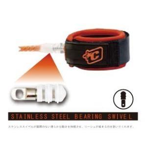 ブラック 12 アンクル アウターリーフ CREATURES クリエーチャー ロングリーシュ OUTER REEF 12 (9mm) リーシュコード サーフィン|steadysurf|06