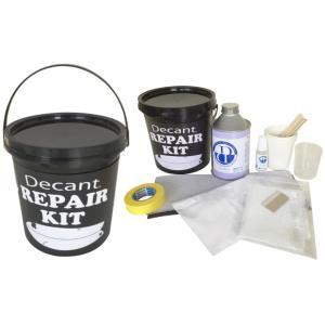 あすつく リペアキット DECANT(デキャント)サーフボードリペア Repair Kit サーフィ...