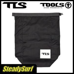 ウォータープルーフバック ウェットバッグBタテ ブラック TOOLS/ツールス/サーフィン/マリンスポーツ|steadysurf