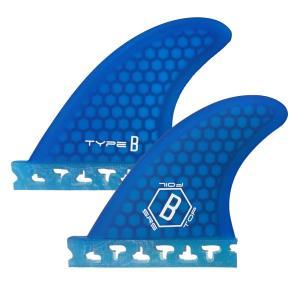 ベクターコンケーブを備えたロングのサイドフィン専用デザイン。早いターンと回転性を上げることで動きをさ...