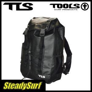 バック TOOLS ウェット トート パック リッチブラック/縦41x横25xマチ14cm、容量27L/ツールス/サーフィン/マリンスポーツ|steadysurf
