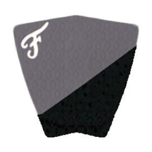 トラクション フェイマスパッド PORT ブラック/グレー デッキパッド サーフィン