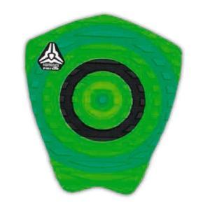 トラクション KS Bullseye/ブルズアイ Grom 1 Piece With Wax Comb H デッキパッド KOMUNITY PROJECT/コミュニティ プロジェクト/サーフィン/マリンスポーツ|steadysurf