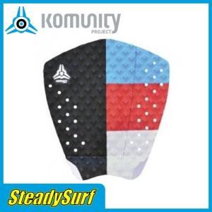 トラクション DEAN BOWEN SIGNATURE A/デッキパッド KOMUNITY PROJECT/コミュニティ プロジェクト サーフィン|steadysurf