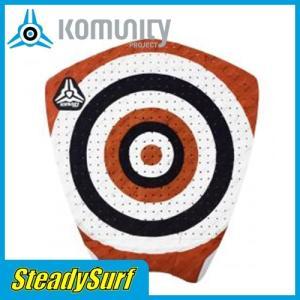 トラクション Occy A/デッキパッド KOMUNITY PROJECT/コミュニティ プロジェクト/サーフィン/マリンスポーツ|steadysurf