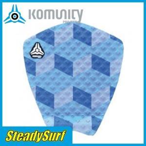 トラクション Vesco C/デッキパッド KOMUNITY PROJECT/コミュニティ プロジェクト サーフィン|steadysurf