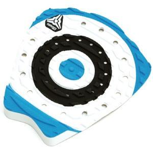 KOMUNITY PROJECT(コミュニティ プロジェクト)TRACTION(トランクション)Bullseye/ブルズアイ 1 Piece hole traction(no wax comb)デッキパット/サーフィン|steadysurf