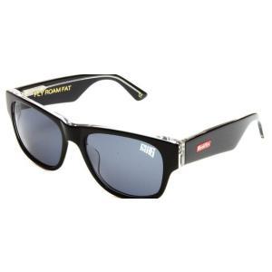 正規品/BLACK FLY(ブラックフライ/サングラス)/FLY ROAM FAT S.ブラック/SMOKE BF-13832-0194/サーフィン/マリンスポーツ steadysurf
