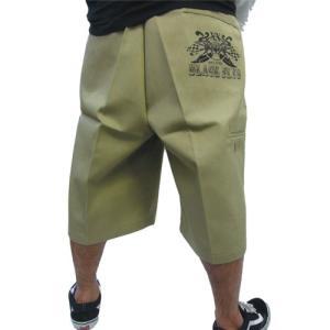 ブラックフライの特価が入荷しました。 20th Logo Short WORK PANTS GRY ...