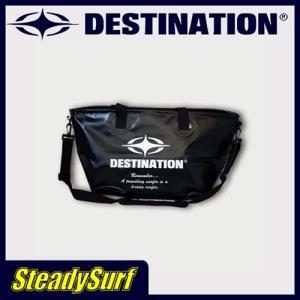 DESTINATION DS Wetsuits Tote Bag/ウェット トートバック ブラック スター ウェットバッグ/ディスティネーション/サーフィン|steadysurf