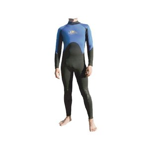 ADRENALIN(アドレナリン)ウェットスーツ メンズフルスーツALL2mm ブラック×ブルー サーフィン|steadysurf