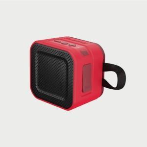 正規代理店/ワイヤレススピーカー/スカルキャンディ−/バリケード ミニ ワイヤレス/Bluetooth/ブルトゥース/防水(水深1mまで)BARICADE MINI Wireless/レッド|steadysurf