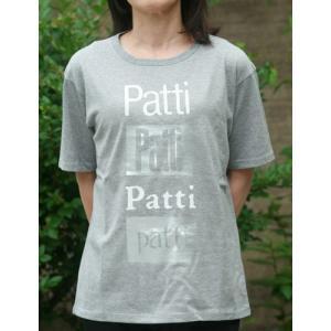 【Americana】(アメリカーナ)Patti-T(グレー)送料全国一律300円|steamboat
