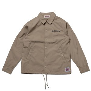 ANIMALIA アニマリア RUGGED COACH JACKET|steelo