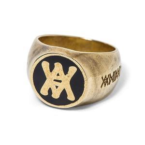 ANIMALIA アニマリア Secret Society Ring-BRASS|steelo
