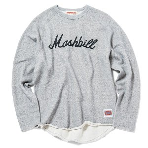ANIMALIA アニマリア  MASHBILL-Rustic Sweat Shirts|steelo