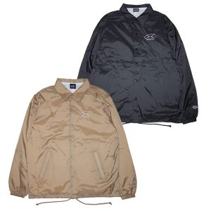 crack up cozy クラックアップコージー Present COACH JACKET|steelo