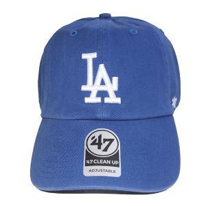 47 BRAND フォーティーセブン ブランド  Dodgers Home'47 CLEAN UP-ROYAL-|steelo