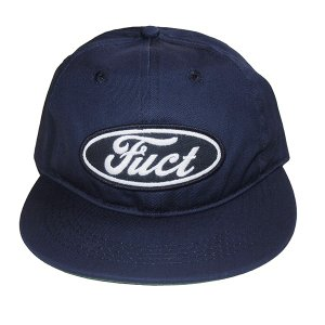 FUCT DDSS ファクト  F OVAL LOGO CAP|steelo