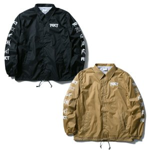 FUCT SSDD  ファクト MULTI PRINT COACH JACKET|steelo
