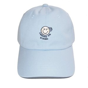 HUF ハフ FEELIN IT CURVED VISOR 6 PANEL SKY|steelo