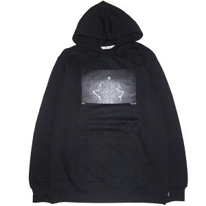 HUF ハフ【SALE】 HUF X DENNIS McGRATH // SKELETON PULLOVER HOOD|steelo