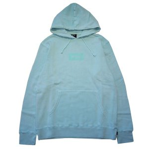 HUF ハフ【SALE】 BAR LOGO OVERDYED PULLOVER|steelo