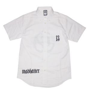 MDHATTER マッドハッター LOGO-symbol-shirts s/s|steelo