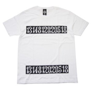 MDHATTER マッドハッター number of s/s Tee|steelo