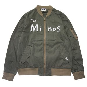 MINOS ミノス THE MINOS LIGHT MA-1 JKT|steelo