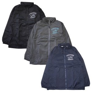 MxMxM マモミ  MxMxM SKATEBOARDS ZIP COACH JKT|steelo