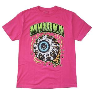 MISHKA ミシカ  TALLBOY KEEP WATCH  T-SHIRT|steelo