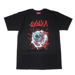 MISHKA ミシカ  WXPLODING KEEP WATCH TEE|steelo