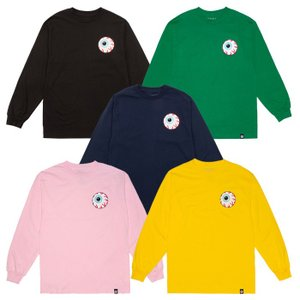 MISHKA ミシカ MISHKA BASIC: KEEP WATCH L/S TEE|steelo