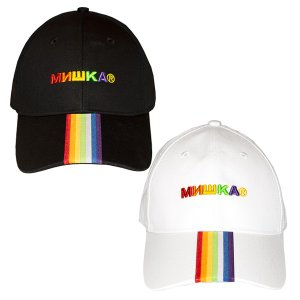 MISHKA ミシカ OVER THE RAINBOW STRAPBACK CAP|steelo