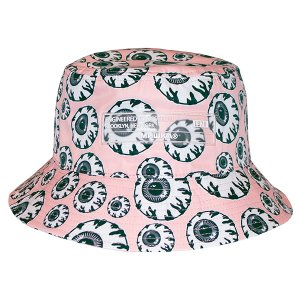 MISHKA ミシカ KEEP WATCH HOLIC BUCKET HAT|steelo