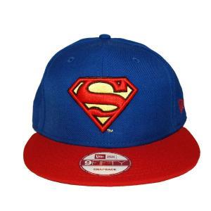 NEW ERA ニューエラ 9FIFTY SUPERMAN SNAPBACK CAP|steelo