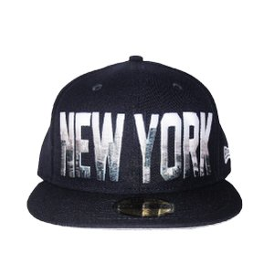 NEW ERA ニューエラ 59FIFTY City Landscape NEW YORK|steelo