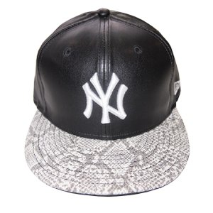 NEW ERA ニューエラ 9FIFTY Synthetic Leather ニューヨーク・ヤンキース steelo