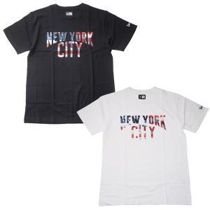 NEW ERA ニューエラ Cotton Tee New York City|steelo