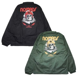 PAWN パーン NOMADS RIPPER COACH JACKET|steelo