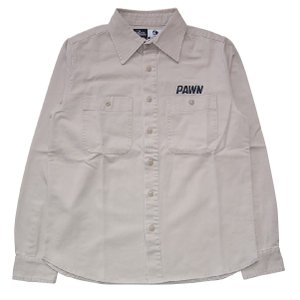 PAWN パーン 【30%OFF】PAWN GO POWER SHIRT|steelo