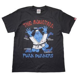 Punk Drunkers パンクドランカーズ 【PDSxキン肉マン】ザ・魔雲天TEE|steelo