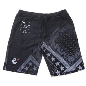 range レンジ  pile bandanna print shorts|steelo