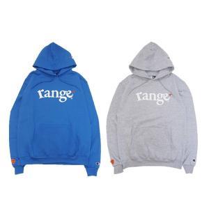 range レンジ【SALE】 rg champion pull over hoody|steelo