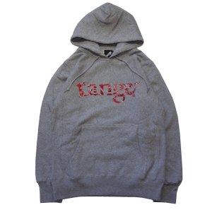 range レンジ【SALE】 bandanna addict pull over hoody 12oz|steelo