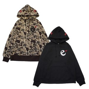 range レンジ e-star on the hood pull over sweat|steelo