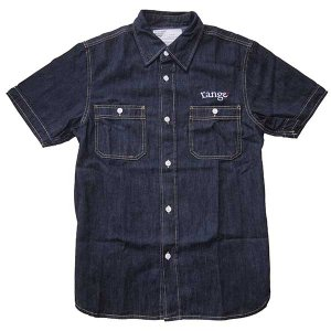 range レンジ INDIGO SHIRTS|steelo